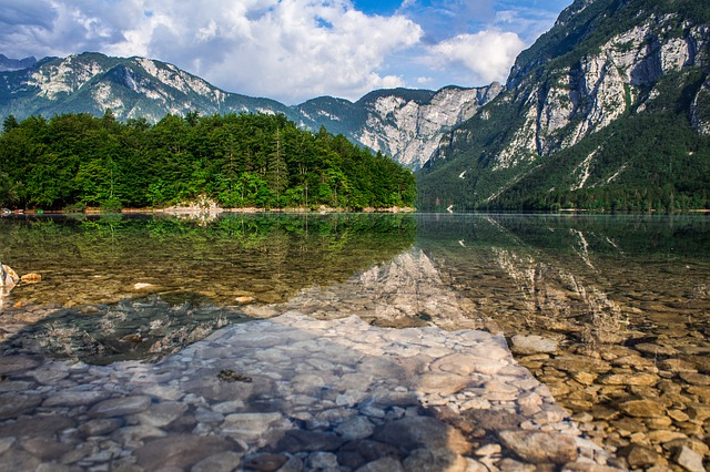 Bohinj in Slovenië: een parel