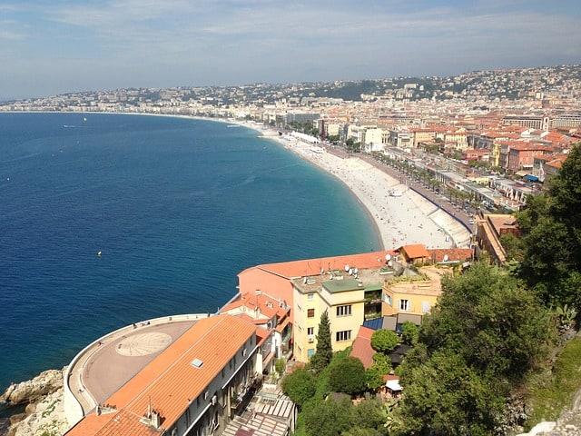 Voor enkele dagen op citytrip naar Nice in het zonnige Frankrijk