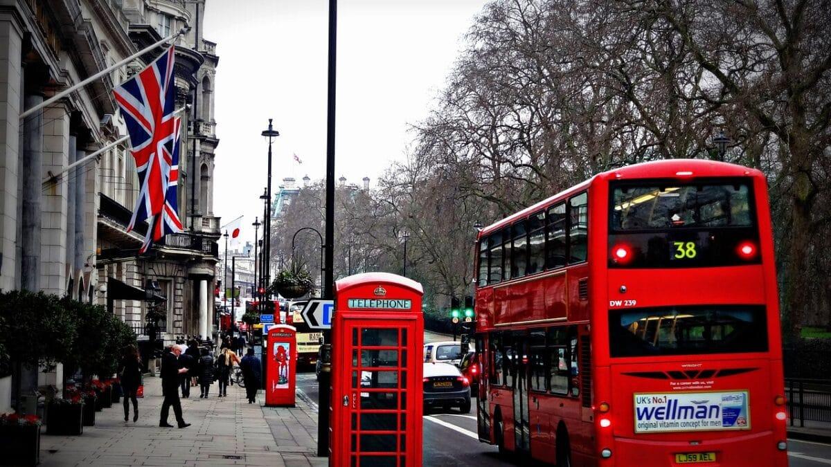 Londen bezoeken in 5 dagen