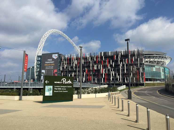 Voetbal in Londen: Premier League clubs en stadions